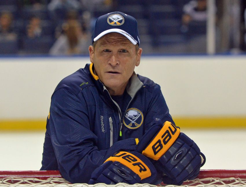 Sabres name Randy Cunneyworth Amerks coach