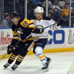 Report: Sabres re-sign Johan Larsson to one-year deal