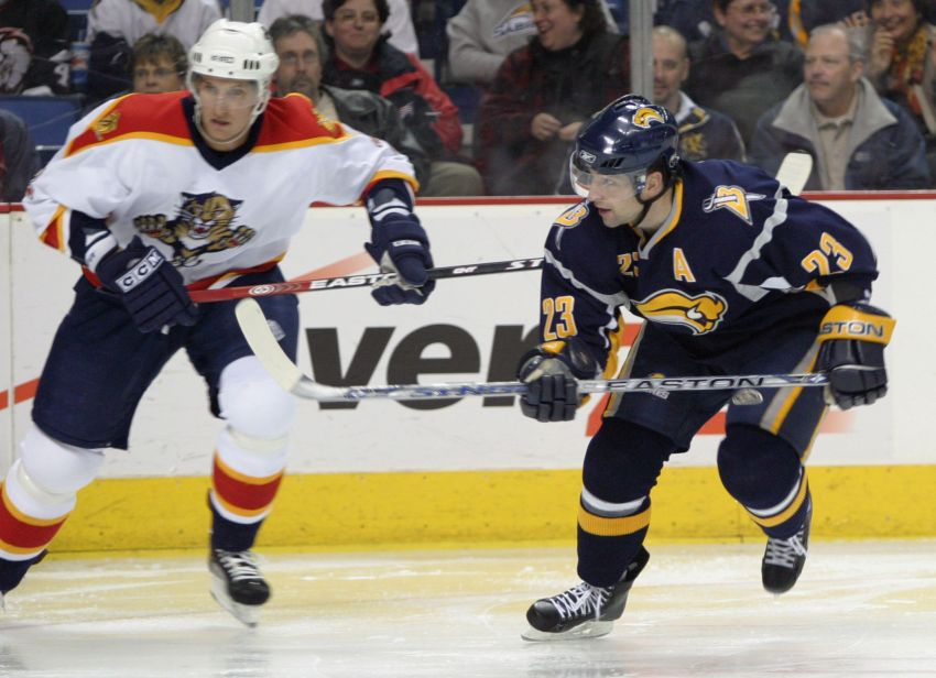 Former Sabres co-captain Chris Drury elected to U.S. Hockey Hall of Fame