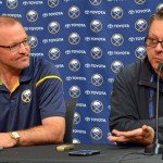 Sabres release training camp roster and early schedule