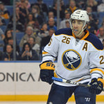 Sabres' Matt Moulson happy to open home to rookie Jack Eichel