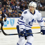 Former Sabre Brad Boyes happy with Leafs after tough summer