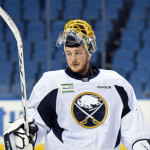 Goalie prospect Linus Ullmark excited to join Sabres
