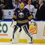 Quick recovery helped Sabres goalie Linus Ullmark reach NHL