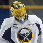 Sabres goalie Linus Ullmark to make first NHL start