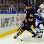 Sabres' Marcus Foligno rarely shooting