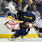 Sabres start fast against Predators, lose sixth straight
