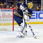 Will Sabres goalie Linus Ullmark start Thursday?