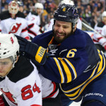 Sabres veteran Mike Weber playing regularly, wants to stay