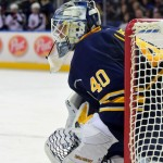 Sabres goalie Robin Lehner ready to play