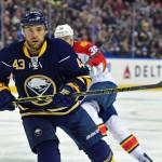 Sabres unhappy with Flyers' Radko Gudas; Dan Catenacci out