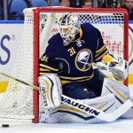 Sabres goalie Chad Johnson quietly enjoying strong season