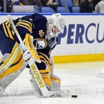 Sabres goalie Robin Lehner ready to carry load next season