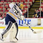 Sabres goalie prospect Linus Ullmark confident after tough stretch
