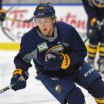 Pro experience helped Sabres prospect Rasmus Asplund develop