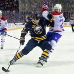 Sabres re-sign Marcus Foligno to 1-year deal