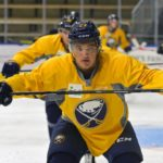 Cheektowaga's Frank Hora living Sabres dream at development camp