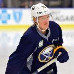 Sabres prospect Alexander Nylander not looking far ahead