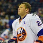 Sabres' Kyle Okposo revamped approach after poor season