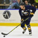 Prospect Judd Peterson could be back in Sabres' plans