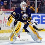 Sabres goalie Robin Lehner out of World Cup