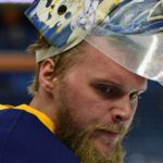 Sabres goalie Robin Lehner sporting new look: 'I've done some life changes'