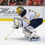 Sabres goalie prospect Linus Ullmark feeling fresh again