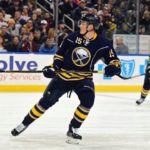 Sabres' Jack Eichel knows he can't rush back from ankle injury