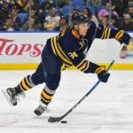 Justin Falk, Casey Nelson battling for Sabres' last defense spot