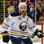 Sabres' Ryan O'Reilly back from World Cup of Hockey