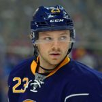 Sabres' Sam Reinhart happy with move to center