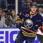 Sabres' Derek Grant finding ways to contribute