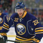 Sabres' Johan Larsson, aka 'Grumpy Larry,' frustrating opponents