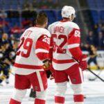 Former Sabres Steve Ott, Thomas Vanek happy with Red Wings