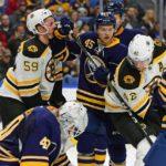 Brendan Guhle's short stint leaves positive impression on Sabres