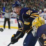 Torrid stretch puts Sabres' Rasmus Ristolainen in elite company