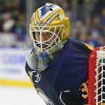 Sabres goalie Anders Nilsson impressive in limited action