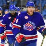 Groin injury dogging Sabres prospect Hudson Fasching with Amerks