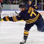 Overcoming back injury tough for Sabres' Dmitry Kulikov