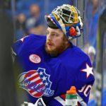 Goalie Linus Ullmark returns to Sabres' net