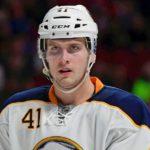 Sabres' Justin Falk replaces injured Dmitry Kulikov