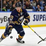 Sabres' Evan Rodrigues earning keep