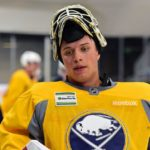 Sabres goalie prospect Jonas Johansson learning North American game