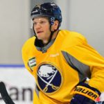 Reports: Sabres' Kyle Okposo hospitalized in intensive care