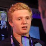 Prospect Casey Mittelstadt took unusual path to NHL Draft