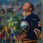 Sabres notes: Kyle Okposo 'looking great,' will be ready for training camp
