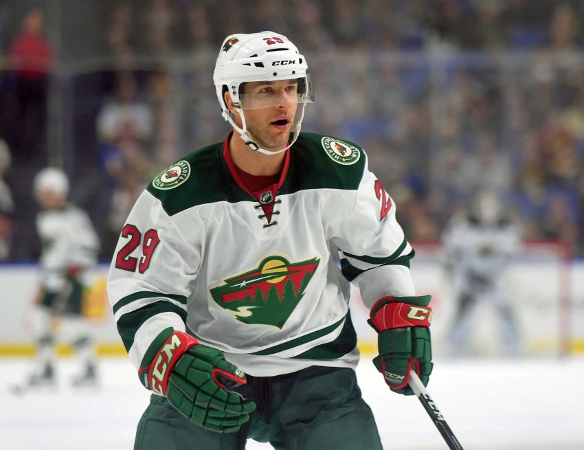 Sabres acquire Marco Scandella, Jason Pominville from Wild
