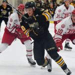 Sabres prospect Casey Mittelstadt thrived at two levels as senior