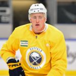 Sabres' Nick Deslauriers battling for roster spot