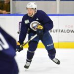 Sabres' Seth Griffith close to roster spot